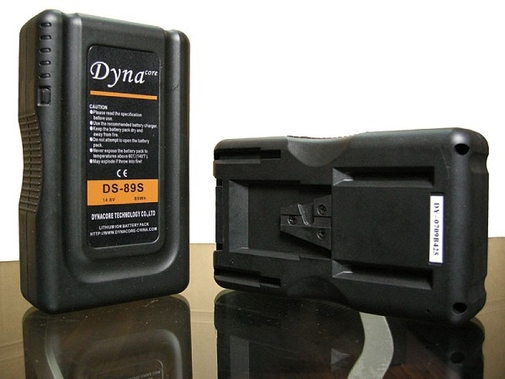 V-Mount Batteri DS-89S V-Lock