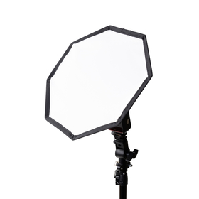 Softbox för speedlite