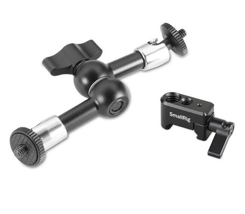 SmallRig NATO Clamp with Magic Arm 2028