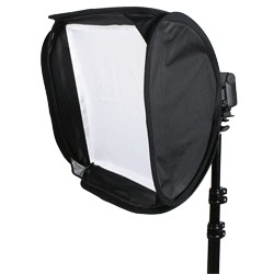 Tristar Magic Square Softbox för Hot Shoe-blixt 38 x 38 cm