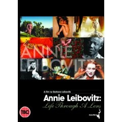 Life Through a Lens - Annie Leibovitz DVD