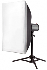 Softbox kraftig (10cm adapter)