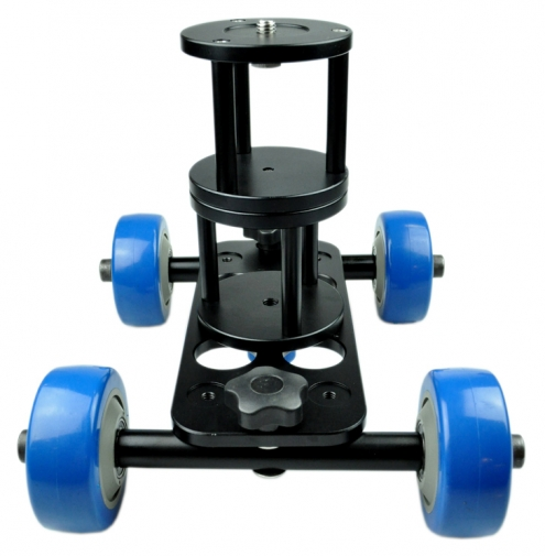 Dolly med 2 risers
