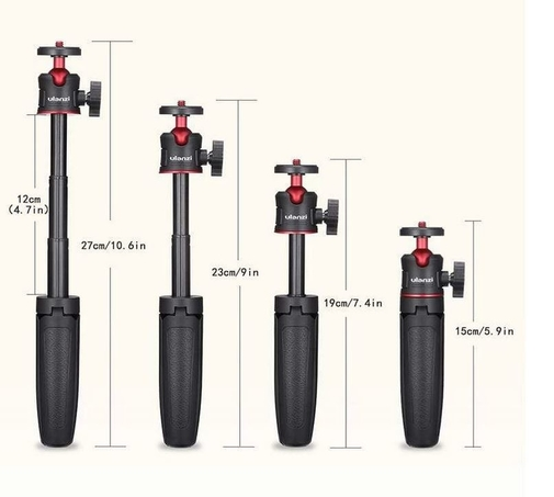 MT-08 Extendable Tripod & Handle in 1