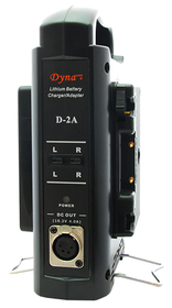 Dynacore D-2A V-Mount laddare