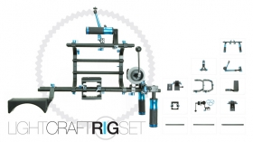 Light Craft WorkShop Rig Mark II - DSLR video rig