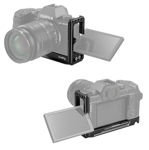 SmallRig L-Bracket for FUJIFILM X-S10 Camera 3086