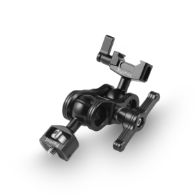 SmallRig Articulating Arm with Screw Ballhead and NATO Clamp Ballhead 2071