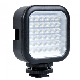 Portabel LED-belysning 36