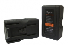 V-Mount Batteri DS-220S V-Lock
