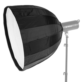 Rund deep softbox