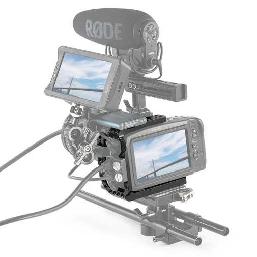 SmallRig Half Cage för Blackmagic Design Pocket Cinema Camera 4K 2254