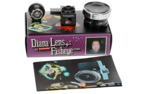 Diana 20 mm fisheye objektiv