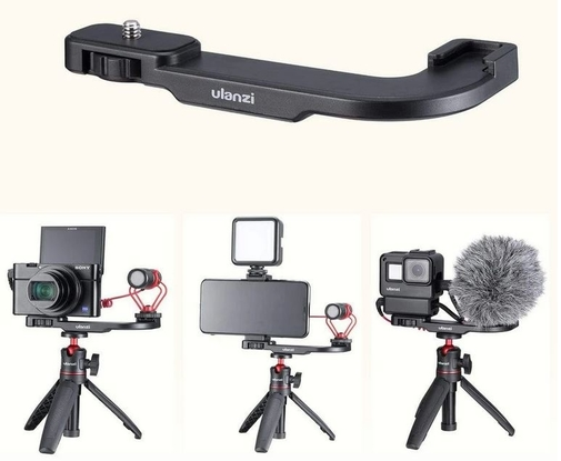 ULANZI PT-9 Vlog Bracket for SLR Cameras