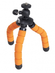Mini Bendy (ministativ) Orange