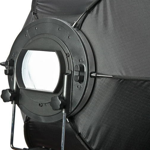 HexaPop 65cm portabel softbox för Bowens