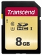 Transcend Secure Digital SDHC/SDXC 8 GB (SDHC Class 10)