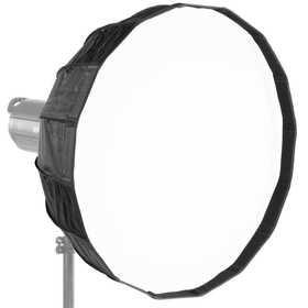Beauty Dish av paraplytyp