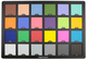 Mennon Color Checker 25 x 37 cm