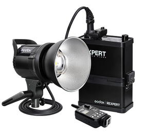 XEXPERT Wireless Power-Control Outdoor Flash RS Series RS400P
