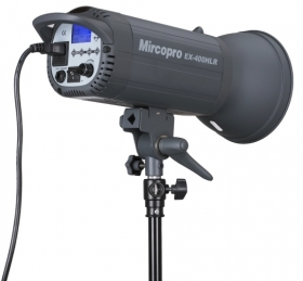 Studioset 2 x 400Ws Mircopro High Speed