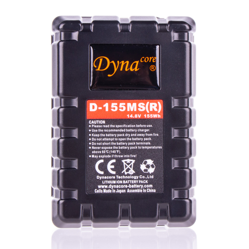 Dynacore V-Mount battery D-155MS (R)