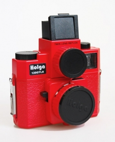 Holga 120 Twin Lens (TLR)