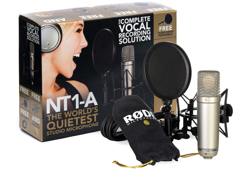 Røde NT1-A Studio Kit