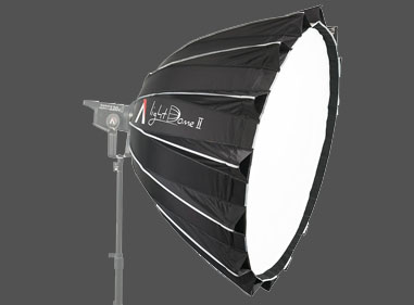 Aputure Light Dome II är här